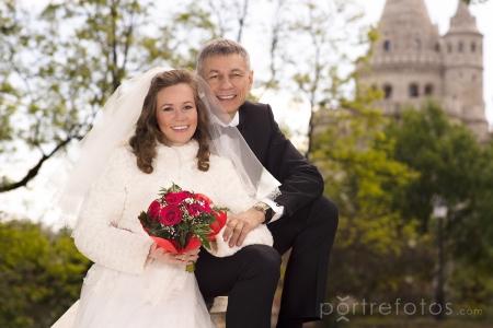 Budapest esküvő fotós
