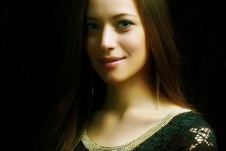 festmény portré női portré