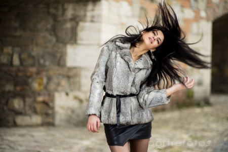 modell portfólió fotózás Budapest