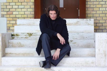 férfi modell portfolió fotózás
